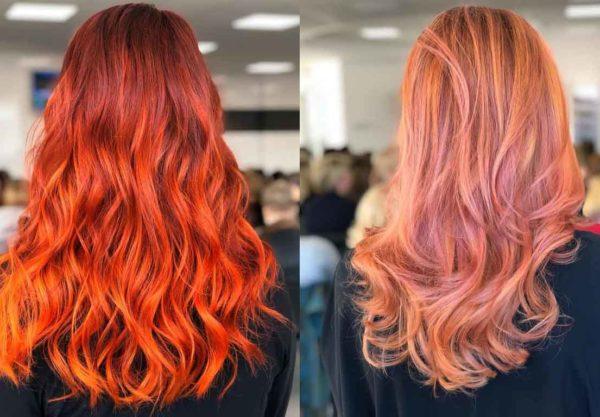 koloryzacje włosów - porady na blogu fryzjerskim okiemfryzjera.pl