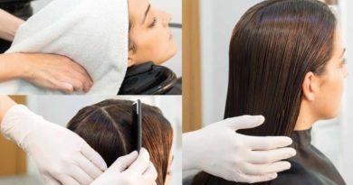 Zabiegi regeneracyjne dla włosów w salonie fryzjerskim