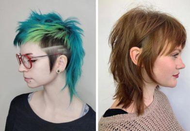 Mullet hair w nowoczesnej odsłonie