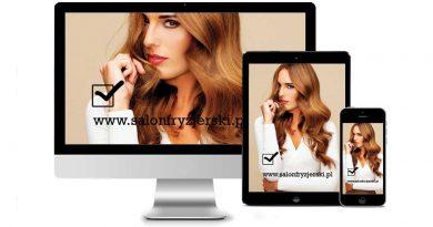 Jak powinna wyglądać strona internetowa salonu fryzjerskiego