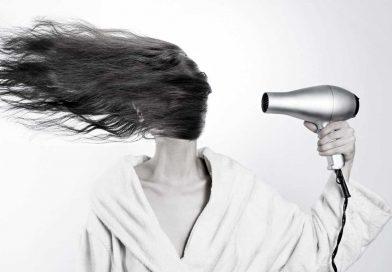Błędy w suszeniu włosów